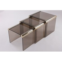 Gallotti & Radice Nesting Tables, S/3