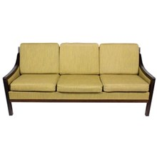 Danish Regency Modern-Style Sofa