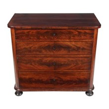 1840s Louis Philippe-Style Commode