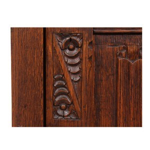 handles kitchen cabinets 1920s neo tudor style cabinet vintique 16171