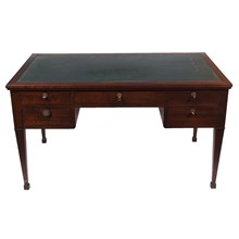 1930s Regency-Style Writing Desk
