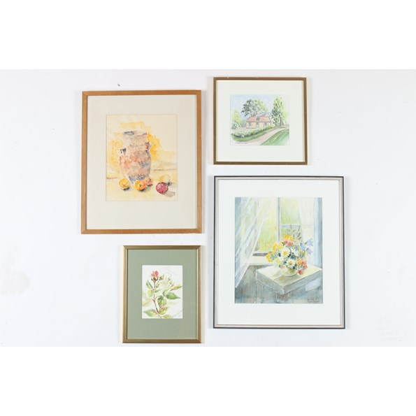 Gallery Wall Art S 4 Vintique