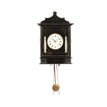 19th-C. French Wall Clock
