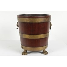 Antique Dutch Tea Bucket
