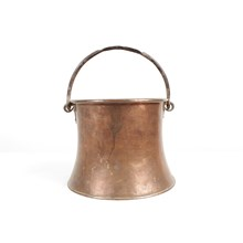 Antique Copper Pail