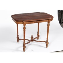 19th-C. French Louis XVI-Style Center Table