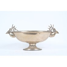 Andrea by Sadek Stag Deer Bowl