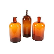 French Apothecary Bottle - Sold Individually