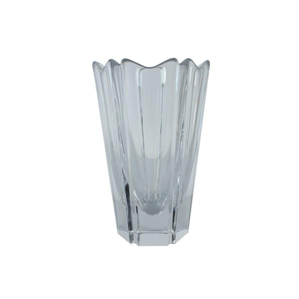 Orrefors Vintage Cut Glass Vase Vintique
