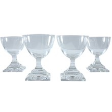 Petite Coupe Glasses, Set of 4