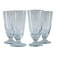 Petite Star Water Goblets, Set of 4