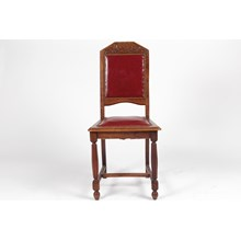 1920s Tudor Rose Side Chair