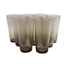 Mid-Century Small Tumblers, S/9